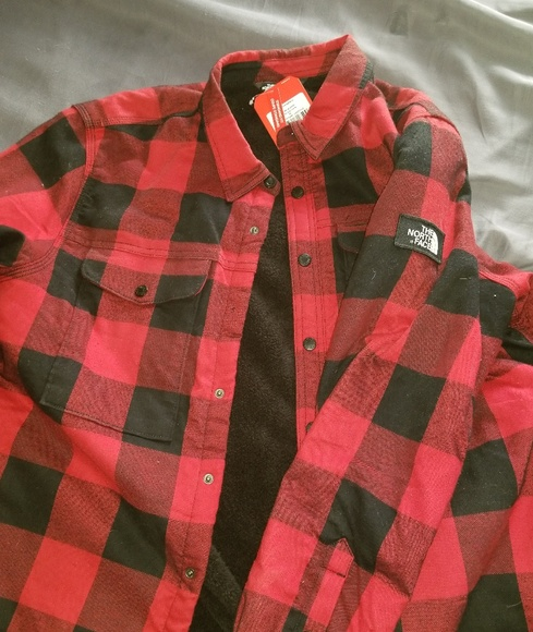 dc3d5df89e8 ... The North Face Jackets   Coats North Face Hike In Shirt Mens